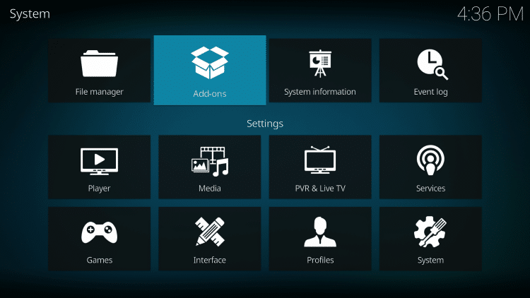 best kodi addon for live tv movies