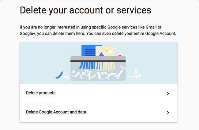 Delete your gMail account permanently - Guide