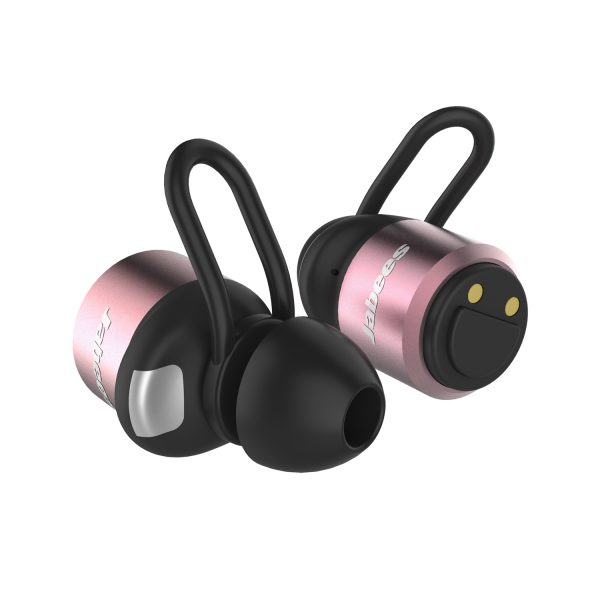 Wireless stereo earbuds by jabs BTwins