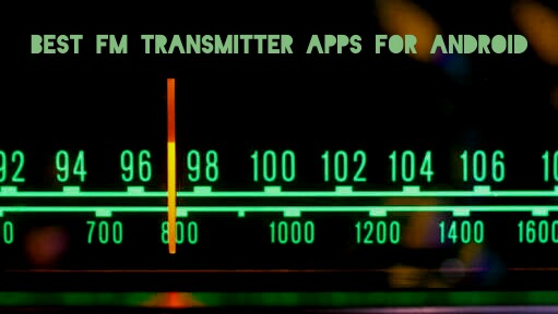 FM-Transmitter' Apps for Android