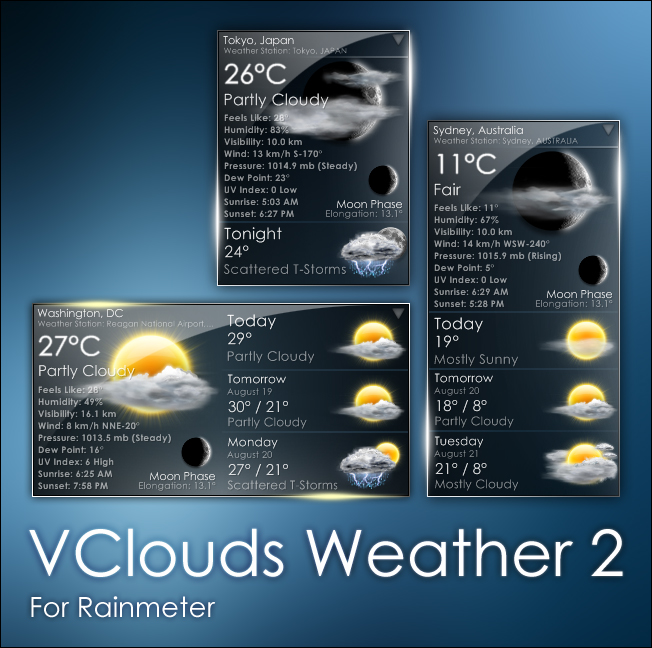 VCLOUD WEATHER 2