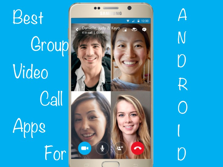 10 Best Group & Conference Video Call Apps for Android