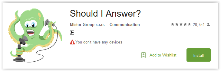 Should I Answer?