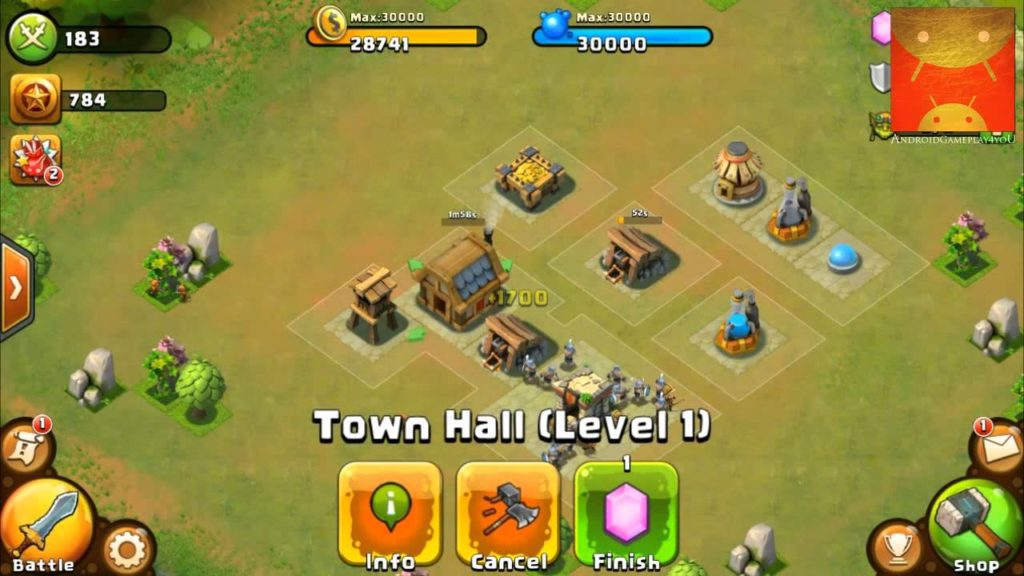 Castle Clash: A Fast-paced Game
