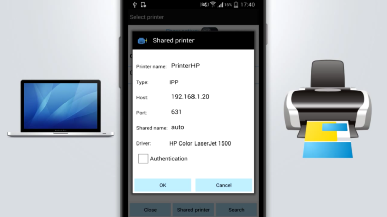 android phone printer apps
