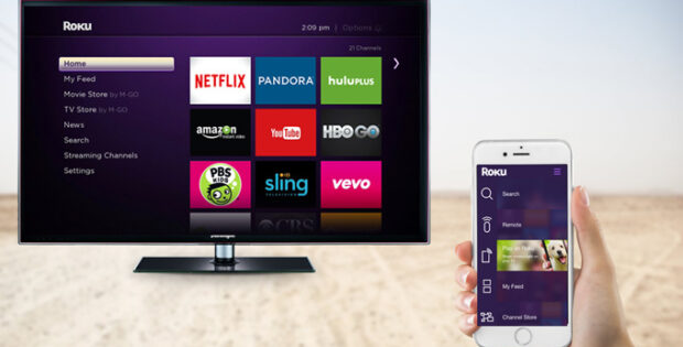 How to Mirror Android to Roku